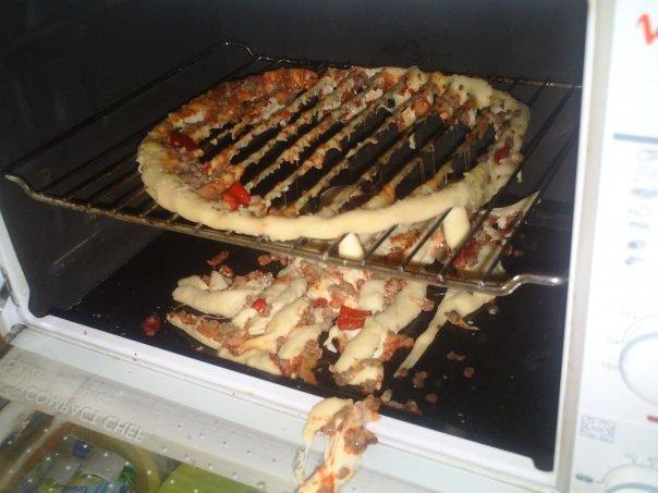 Desastres en la cocina 1