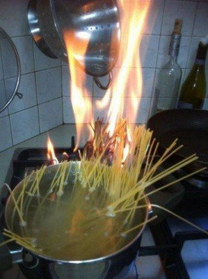 Desastres en la cocina 2