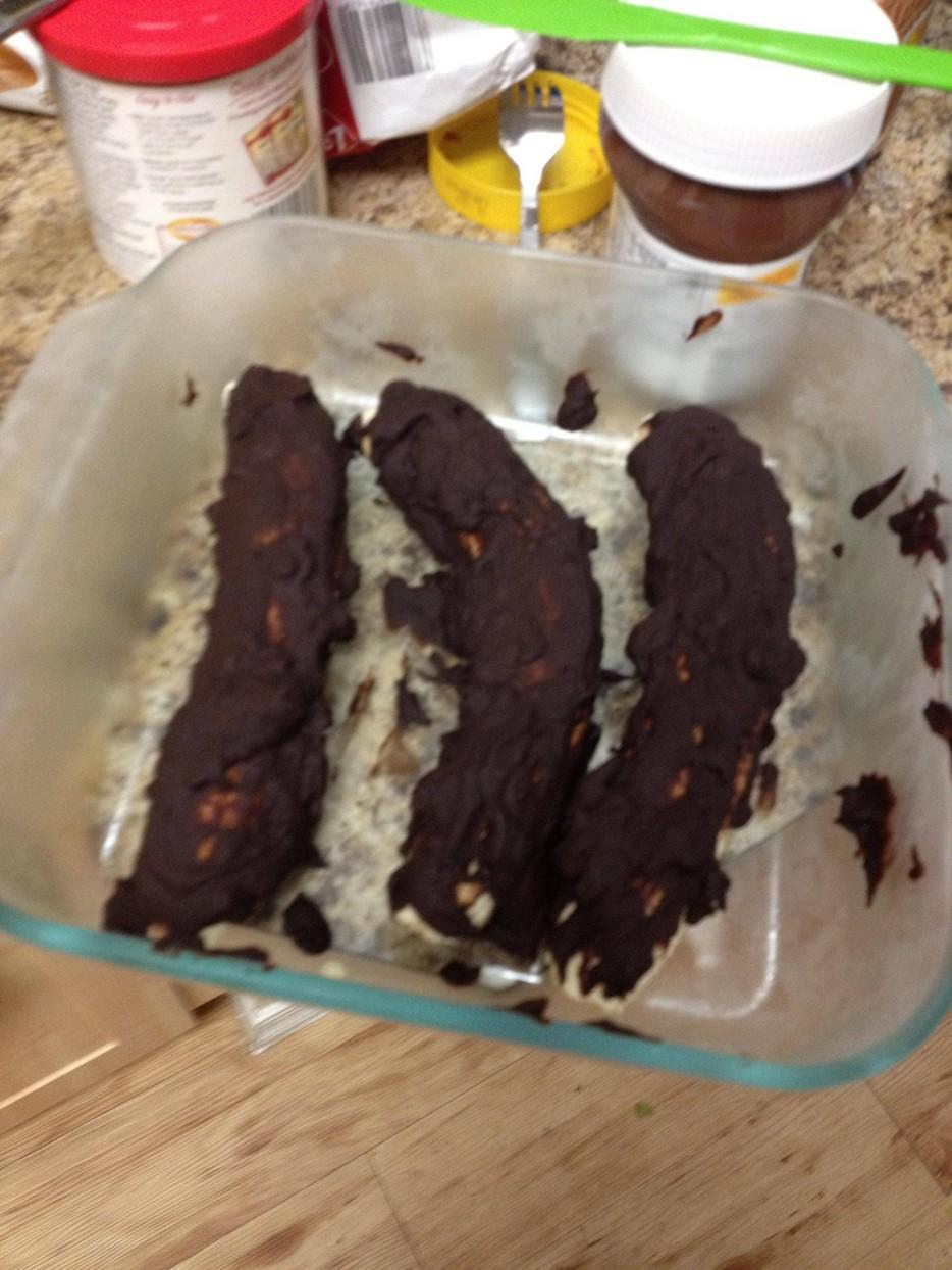 Desastres en la cocina 21