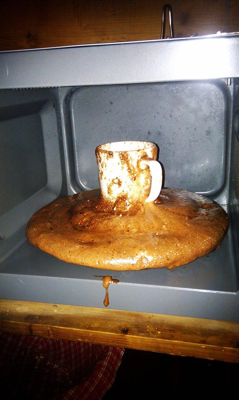 Desastres en la cocina 33
