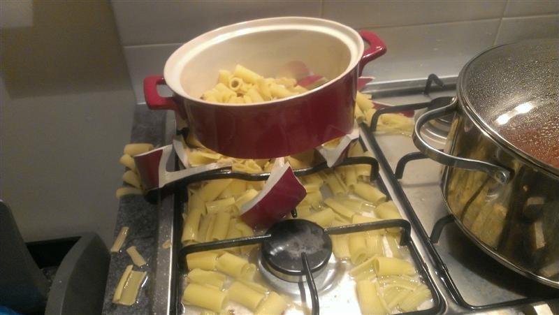 Desastres en la cocina 44