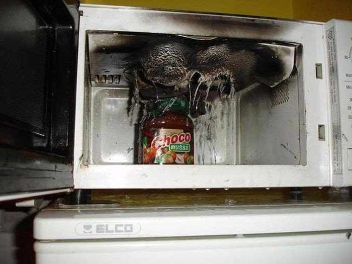 Desastres en la cocina 50