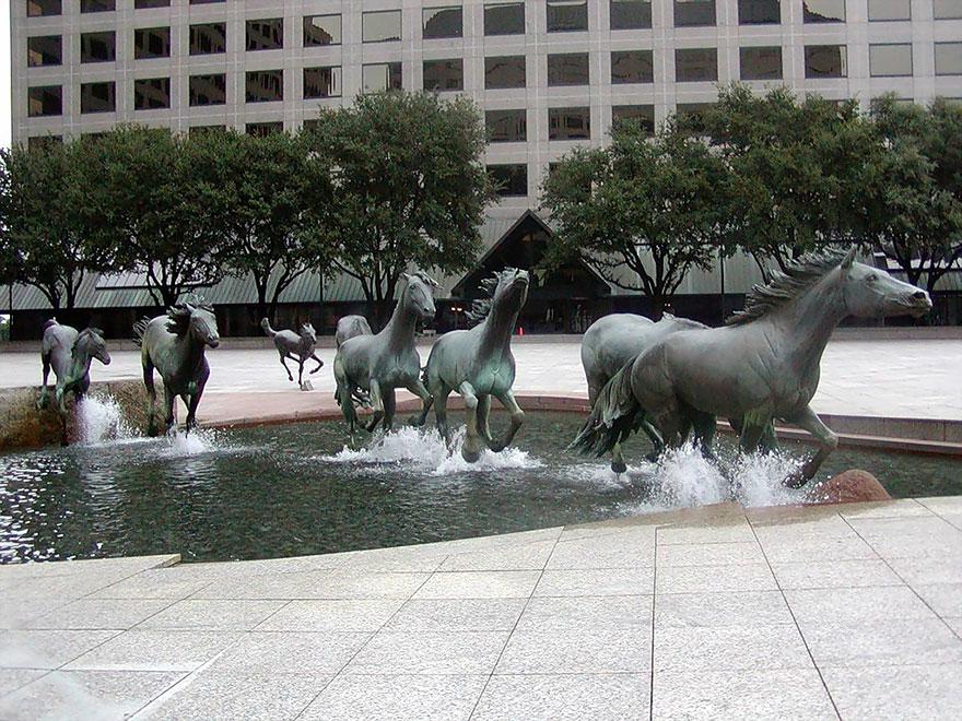 Estatuas Creativas 1