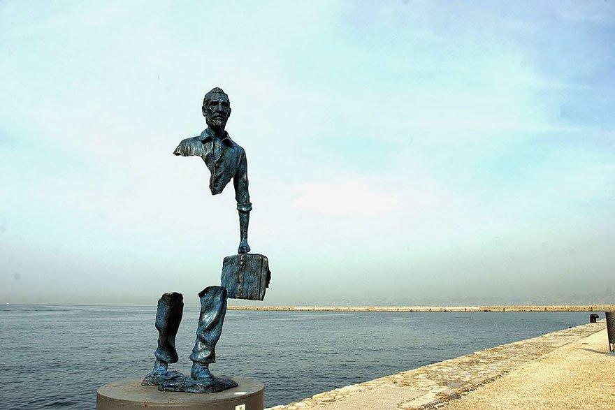 Estatuas Creativas 10