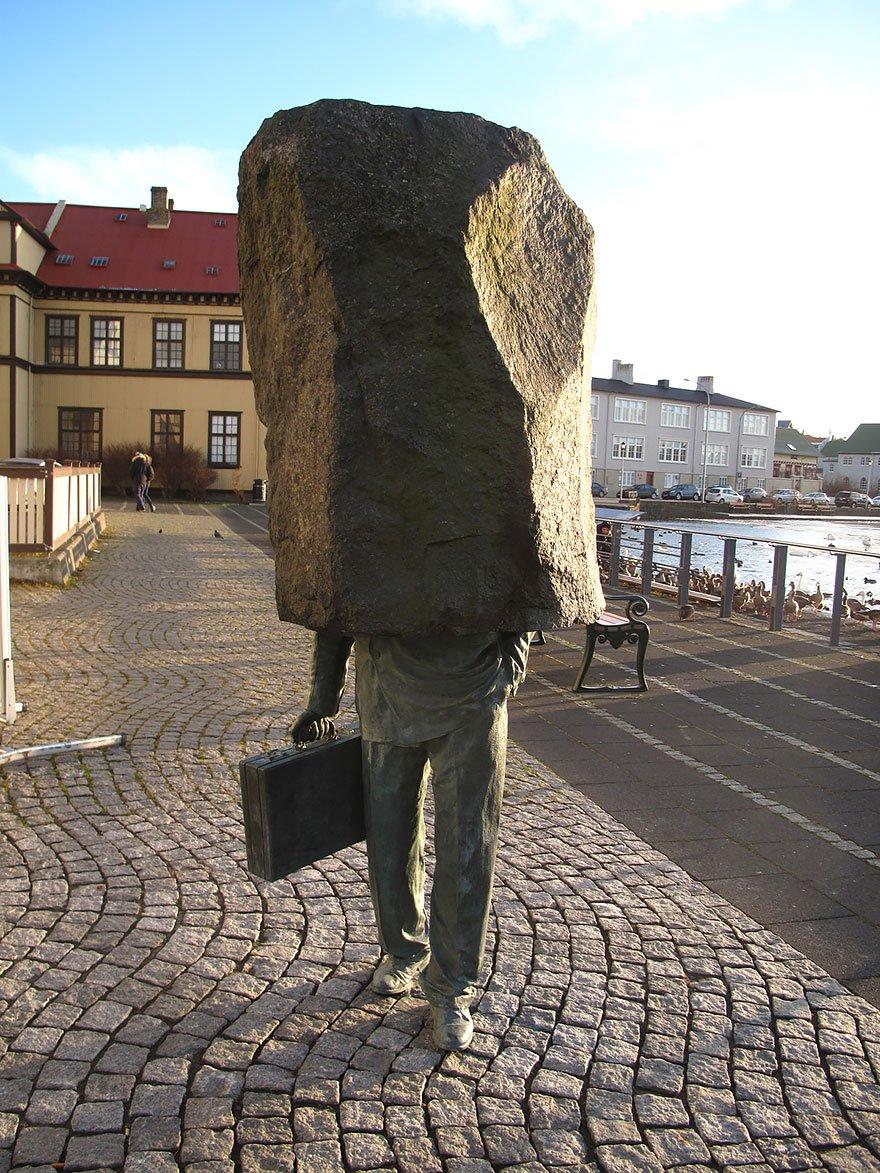 Estatuas Creativas 24
