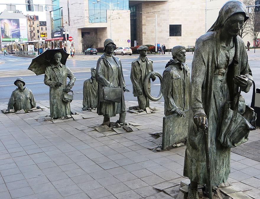 Estatuas Creativas 3