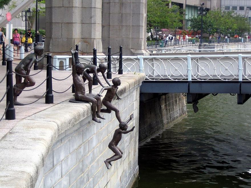 Estatuas Creativas 5