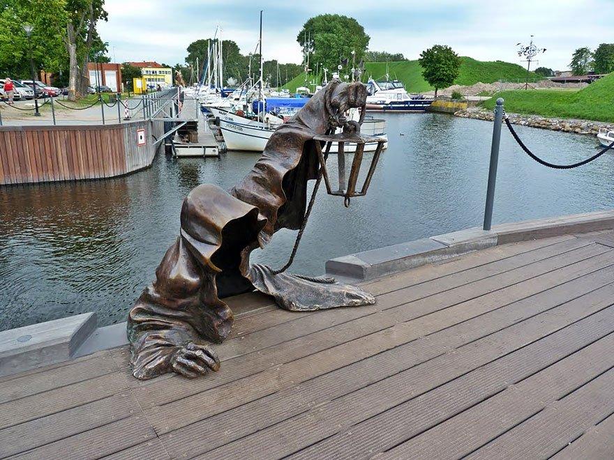 Estatuas Creativas 9