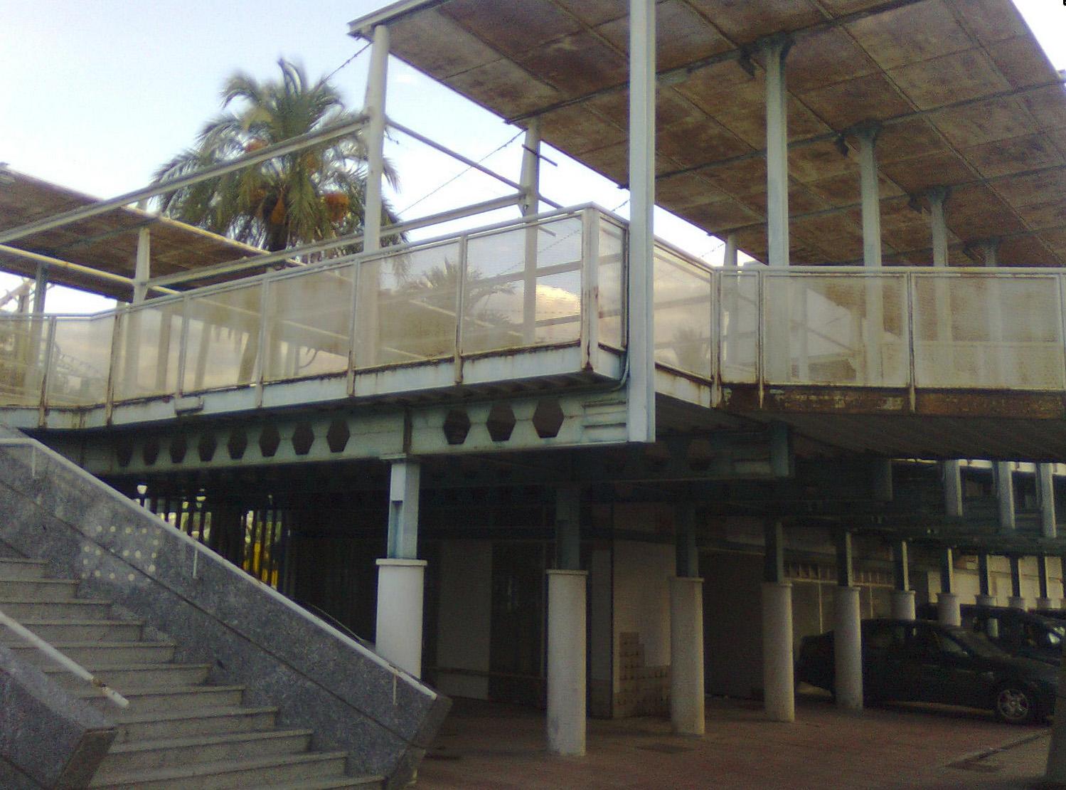 Expo92 abandonada 6