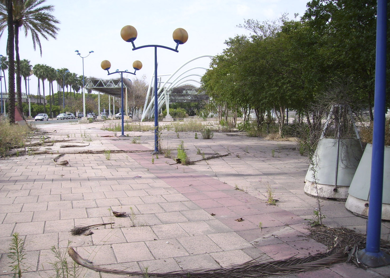 Expo92 abandonada 9