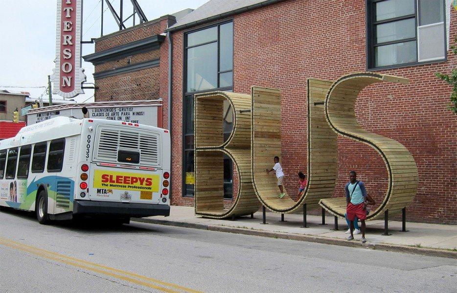 Paradas de autobus 1,2