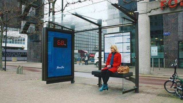 Paradas de autobus 15