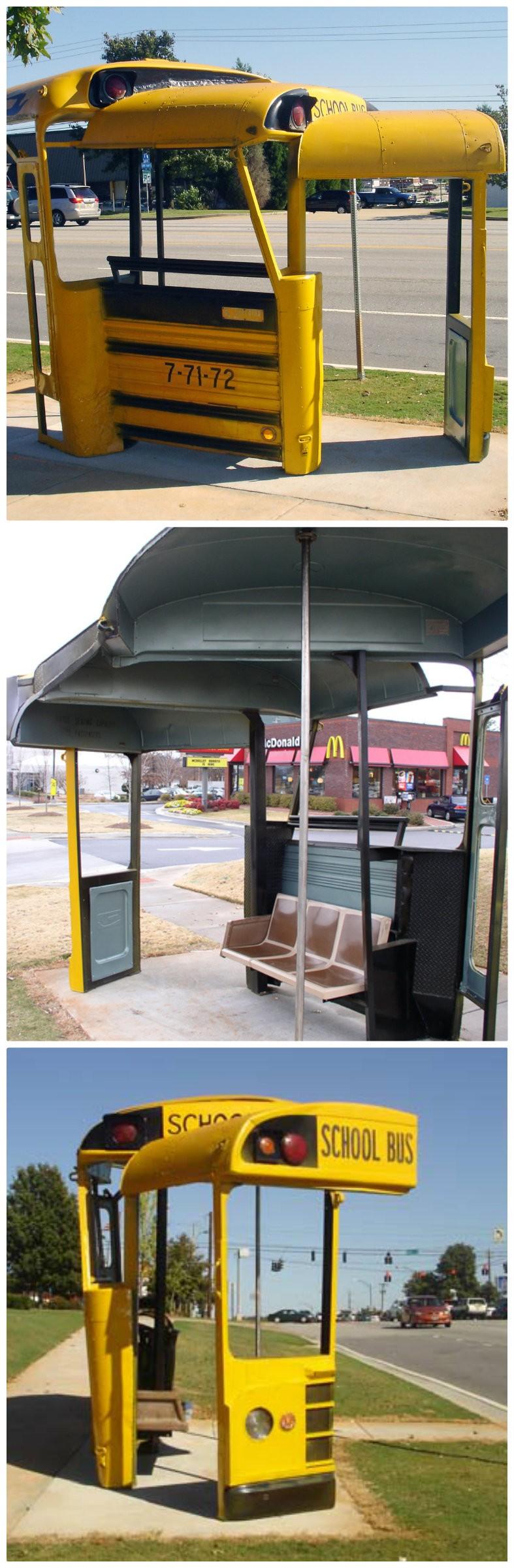 Paradas de autobus 2,1