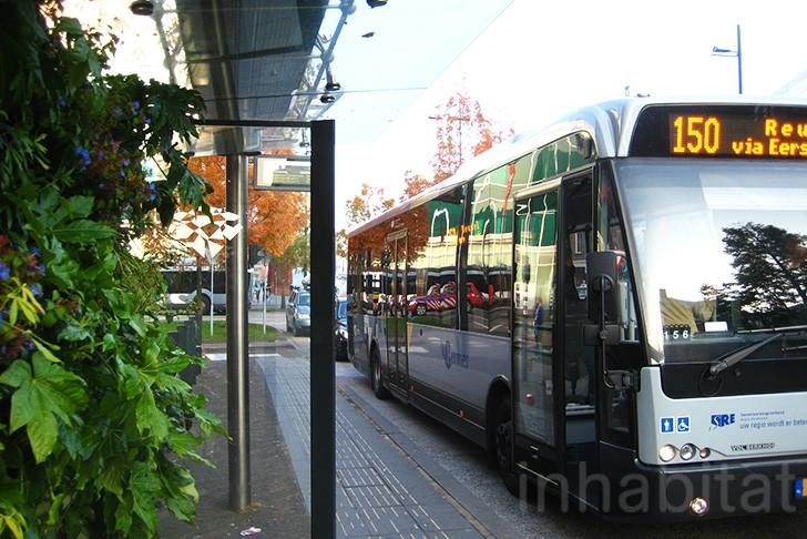Paradas de autobus 24,3