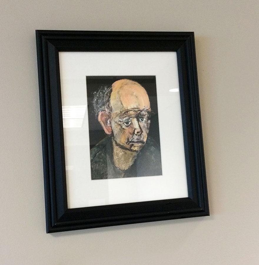 autoretrato alzheimer 1997-2