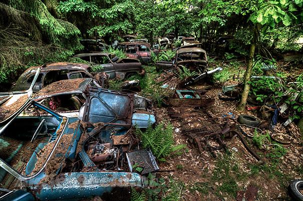 cementerio coches 13