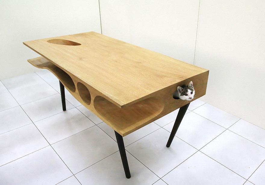 muebles gatos 5.0