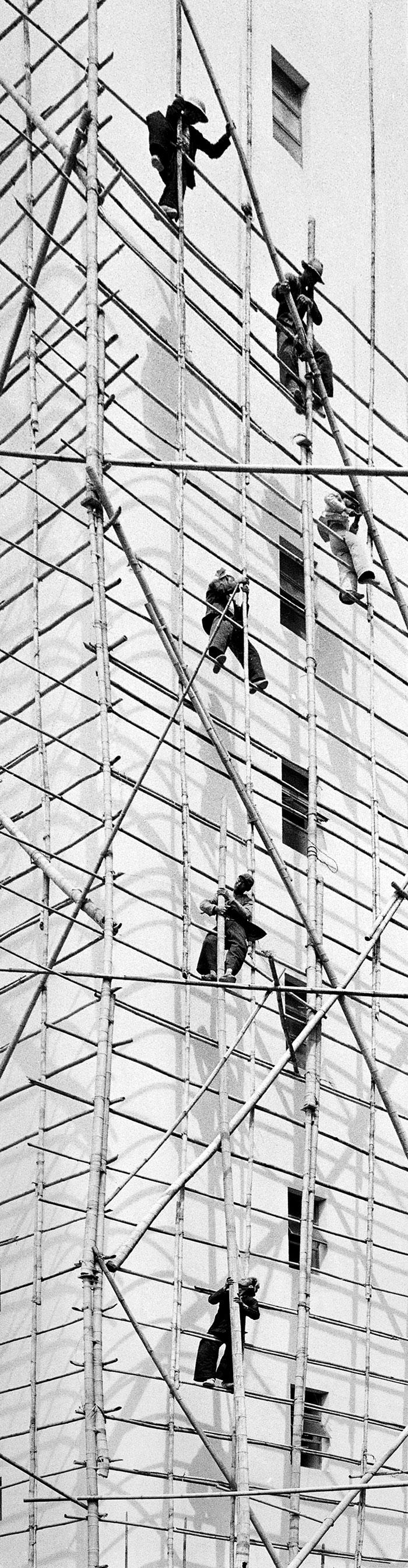 Hong Kong 1950 fotografia callejera 12