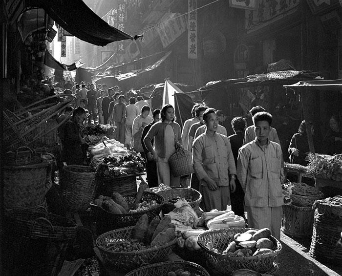 Hong Kong 1950 fotografia callejera 13