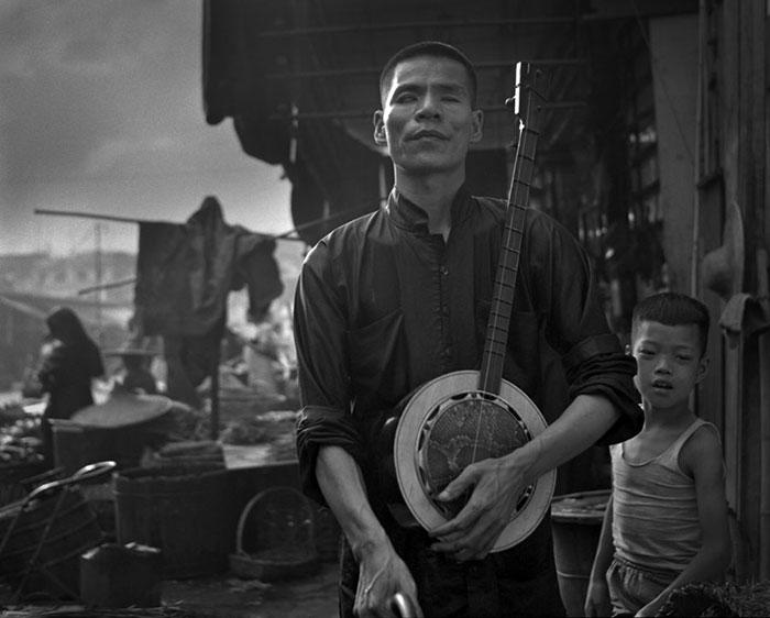 Hong Kong 1950 fotografia callejera 15