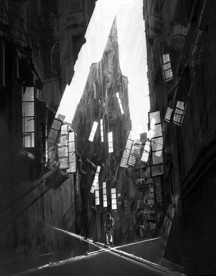 Hong Kong 1950 fotografia callejera 16