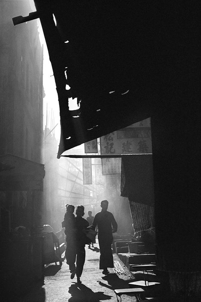 Hong Kong 1950 fotografia callejera 18