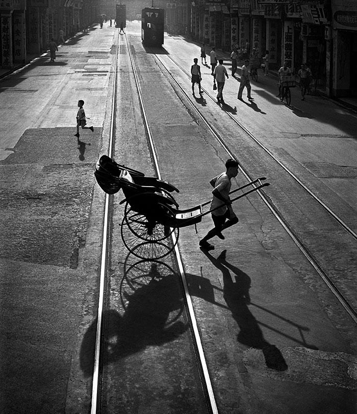 Hong Kong 1950 fotografia callejera 19