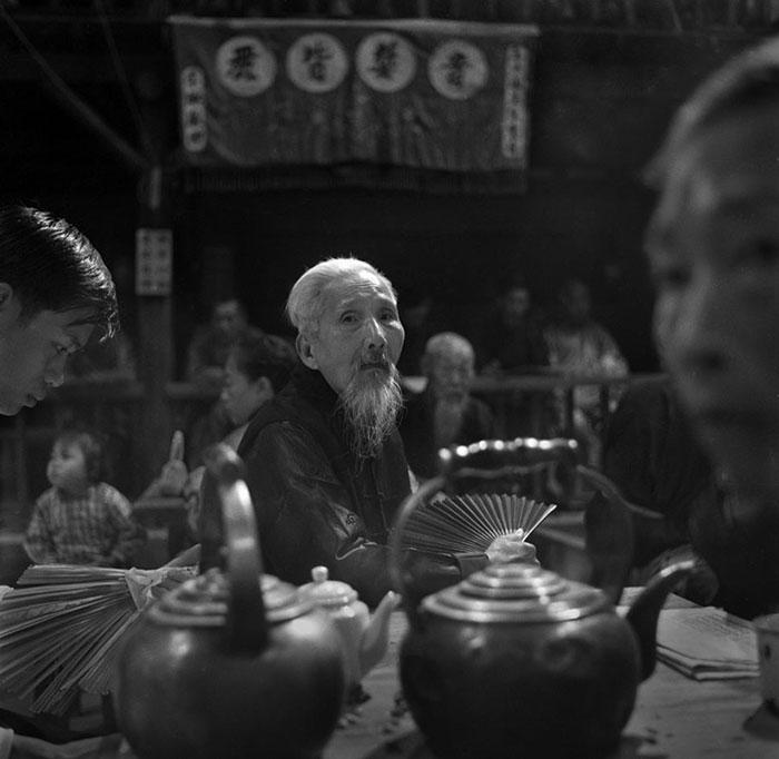 Hong Kong 1950 fotografia callejera 20