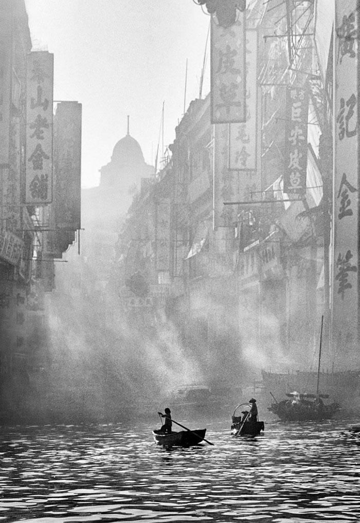 Hong Kong 1950 fotografia callejera 21