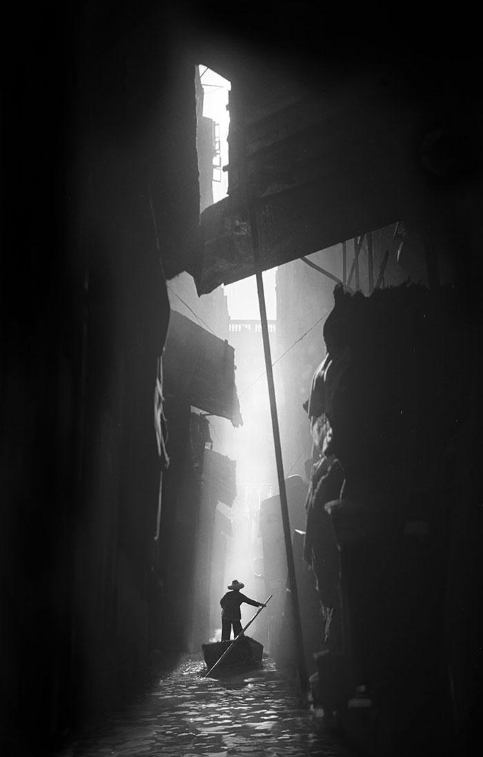 Hong Kong 1950 fotografia callejera 3