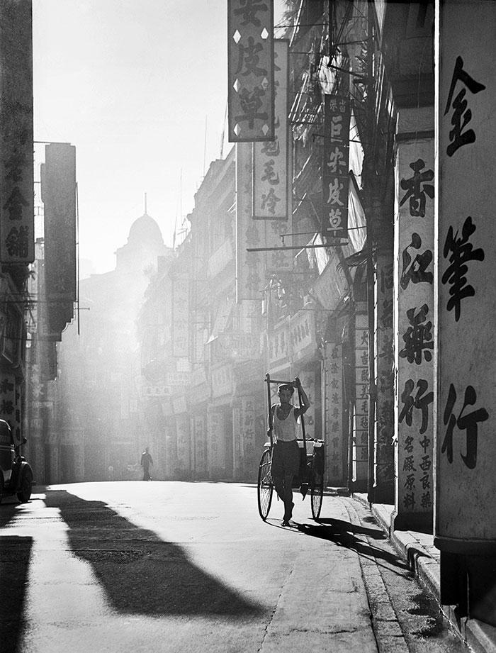 Hong Kong 1950 fotografia callejera 6