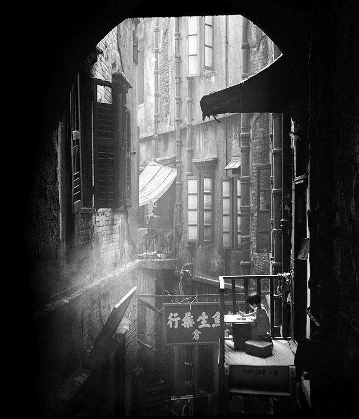 Hong Kong 1950 fotografia callejera 8