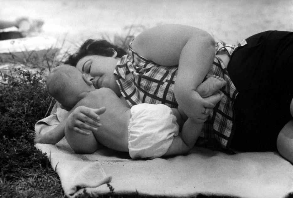 Maternidad 1950 14