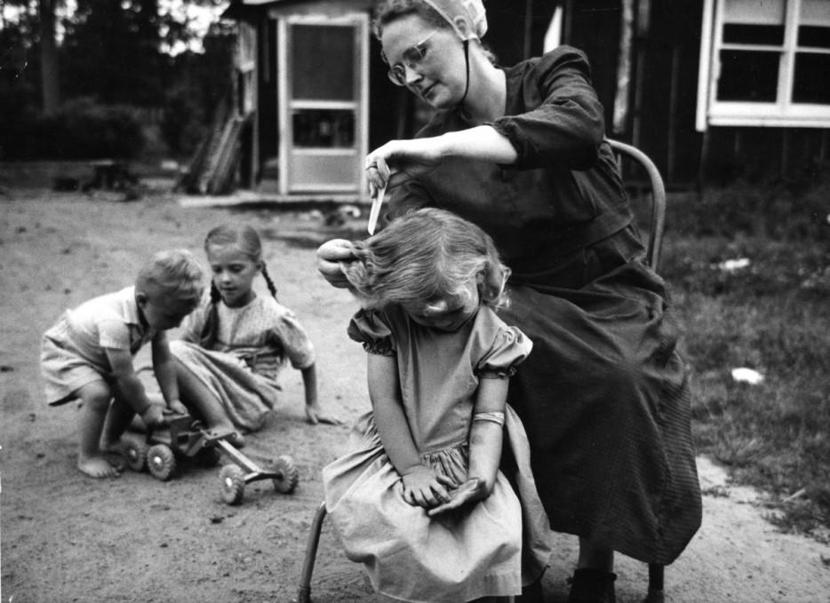Maternidad 1950 39