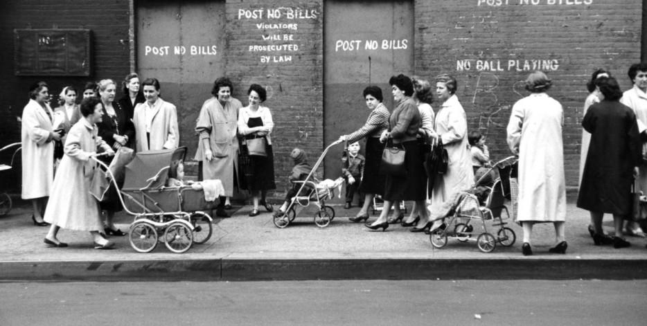 Maternidad 1950 4