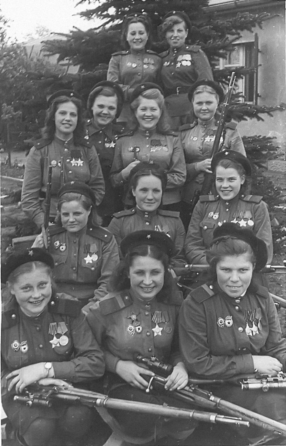 Antiguas fotos de mujeres que cambiaron la historia