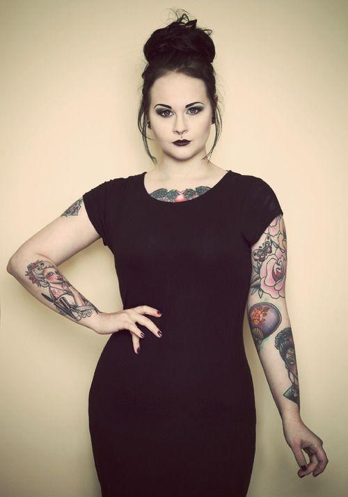 Profesionales con tatuajes 16