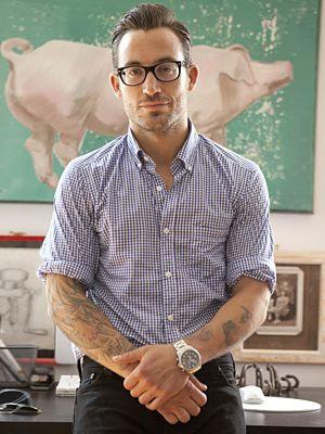 Profesionales con tatuajes 29