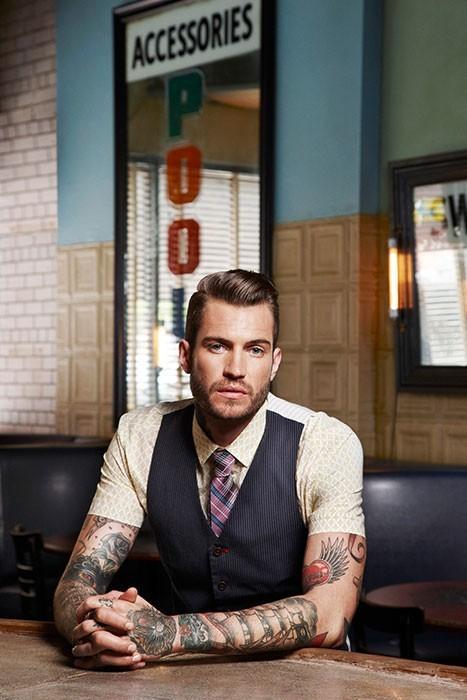 Profesionales con tatuajes 3