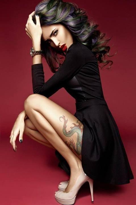 Profesionales con tatuajes 30