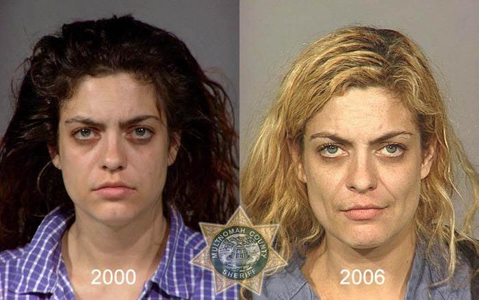 antes y despues drogras16