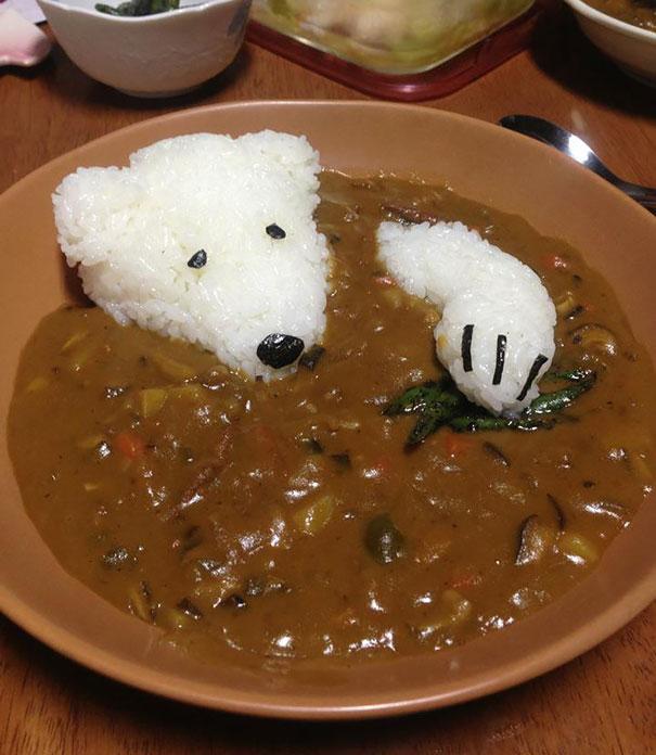 arte comida japonesa 10