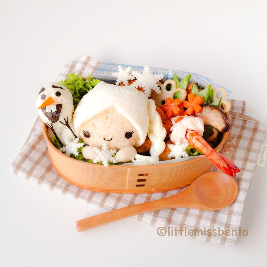 arte comida japonesa 16