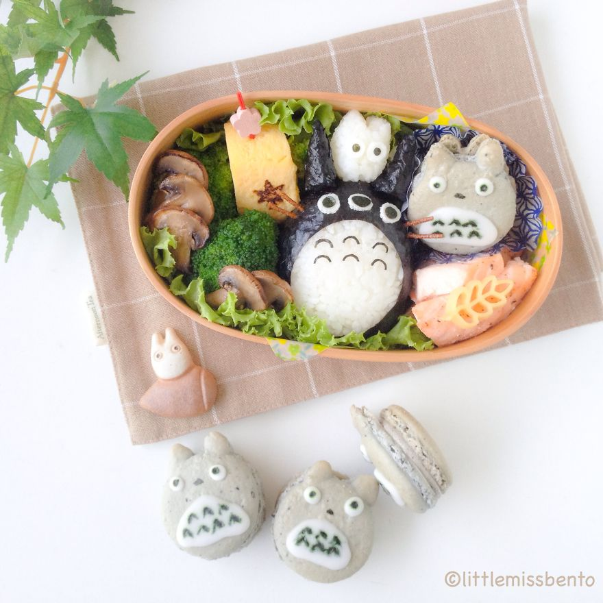 arte comida japonesa 18