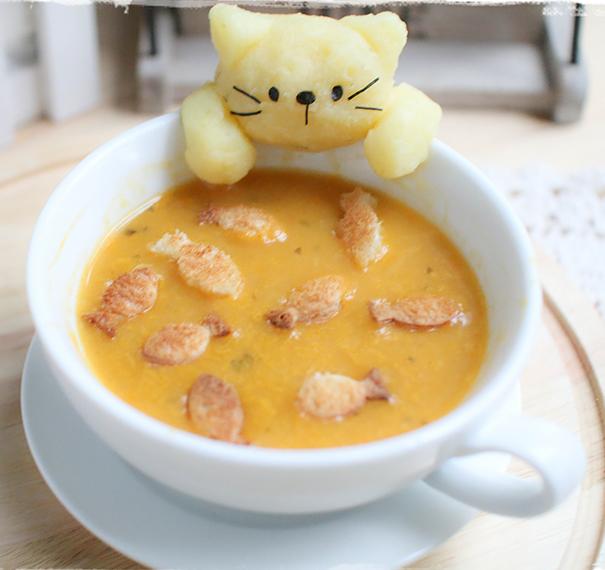 arte comida japonesa 3
