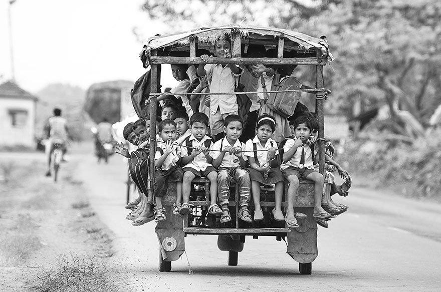camino al colegio 9,1