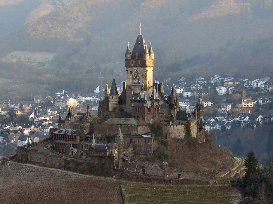 magnificos castillos 16