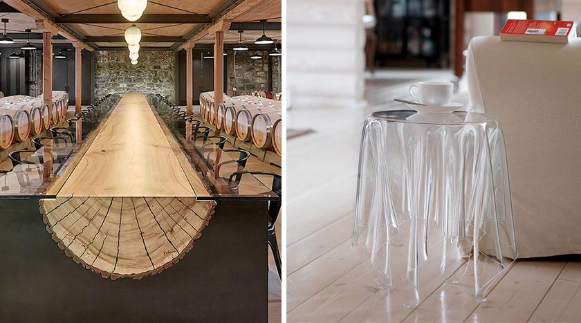 Las 18 mesas de diseño más creativas que hayas visto jamás – la ...