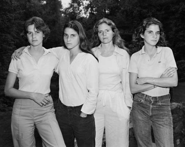 1975fotografia hermanas