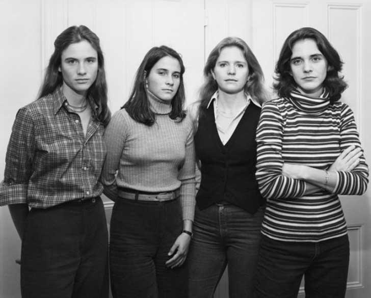 1977fotografia hermanas